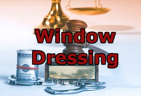 What is Financial Window Dressing?