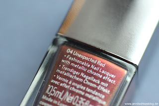 Review: 9 Bloggers Favourites von CATRICE - Chrome Infusion Nail Laquer - www.annitschkasblog.de