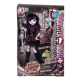MH Frights, Camera, Action! Elissabat Doll