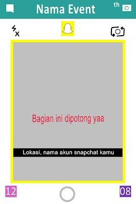 frame snapchat