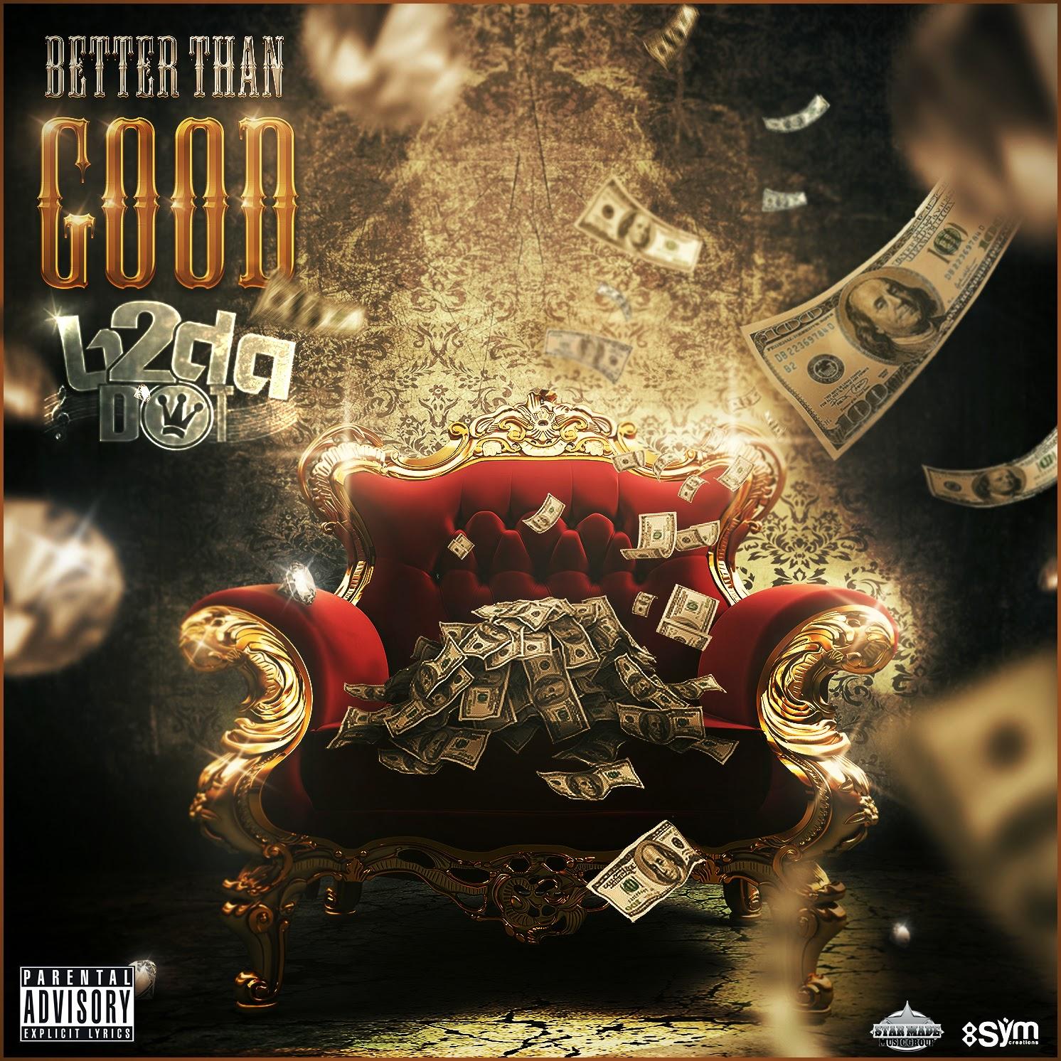B2DaDot - Be A Man (Single Review)