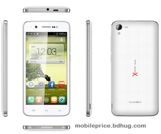 Symphony Xplorer H200 Feature, Specification, Price In Bangladesh