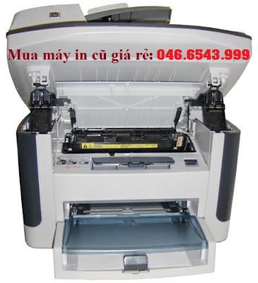máy in đa chức năng cũ HP 1522