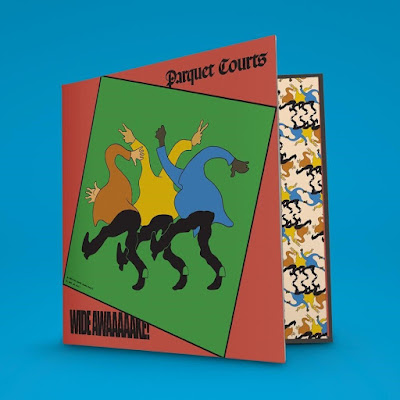 Wide Awake Parquet Courts Album