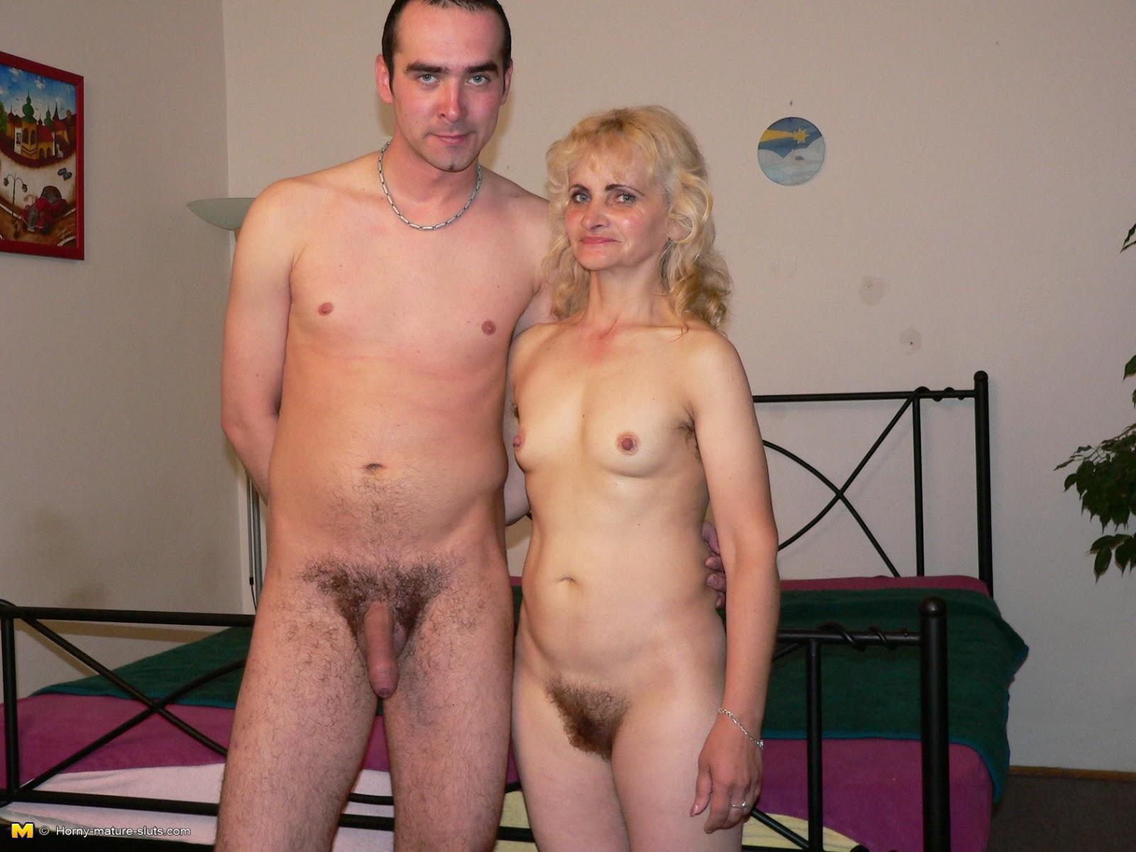 Women nude men and Category:Nude men