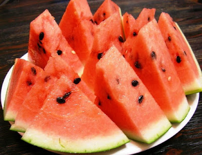 Nutritional benefits of water melon