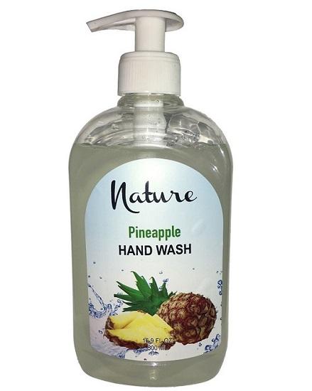 Nature Hand Wash Pineapple 500 ML