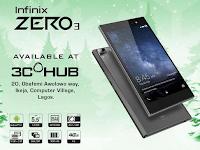 Harga dan Spesifikasi Ponsel Infinix Zero 3, Dengan Kemampuan Kamera 20,7 Megapiksel