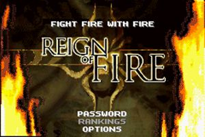 Reign Of Fire Gba Rom Download Arena