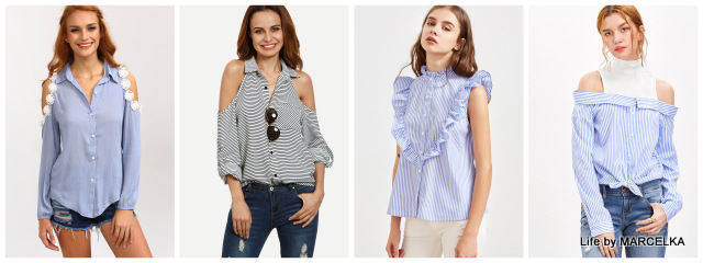 www.shein.com/Striped-Button-Down-Lapel-Cold-Shoulder-Blouse-p-292636-cat-1733.html?utm_source=www.lifebymarcelka.pl&utm_medium=blogger&url_from=lifebymarcelka