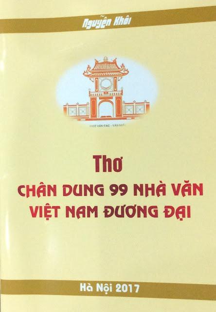 """Image result for chân dung 99 nhà văn đương đại"""" của Nguyễn Khôi"""