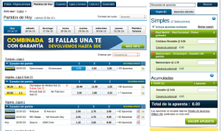 apuesta combinada sí william hill