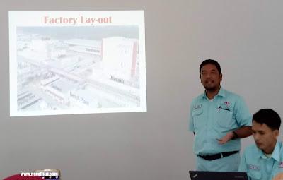 Mengenal proses produksi produk Ajinomoto