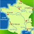 5 rios franceses - 5 fleuves français