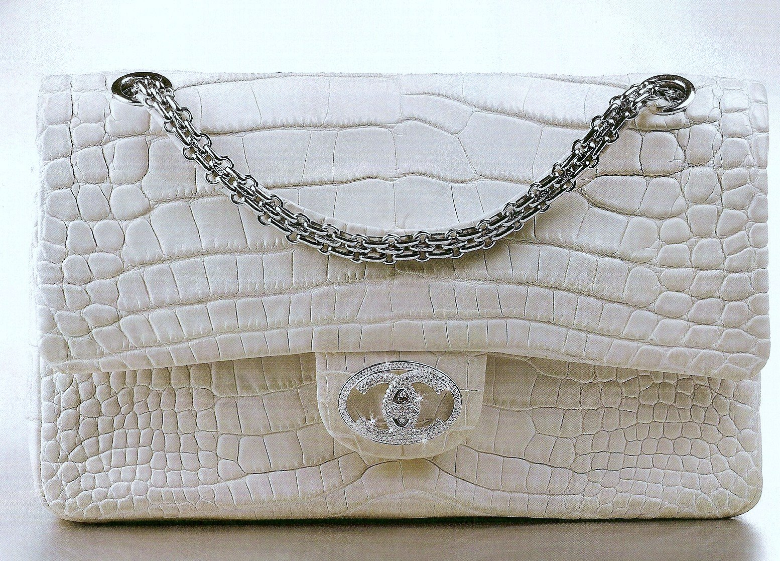 Chanel Launched A Handbag Recently Named As Diamond Forever We Know Nothing Can Beat Classic So This Bag Is Design