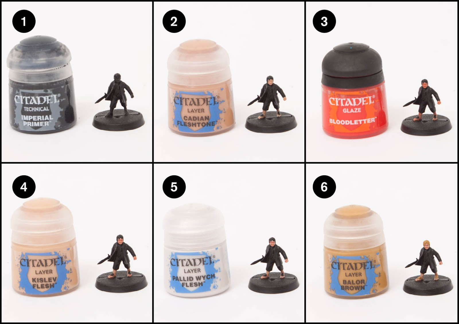 Tutorial: How to paint Bilbo Baggins. The Hobbit. - Tale of Painters