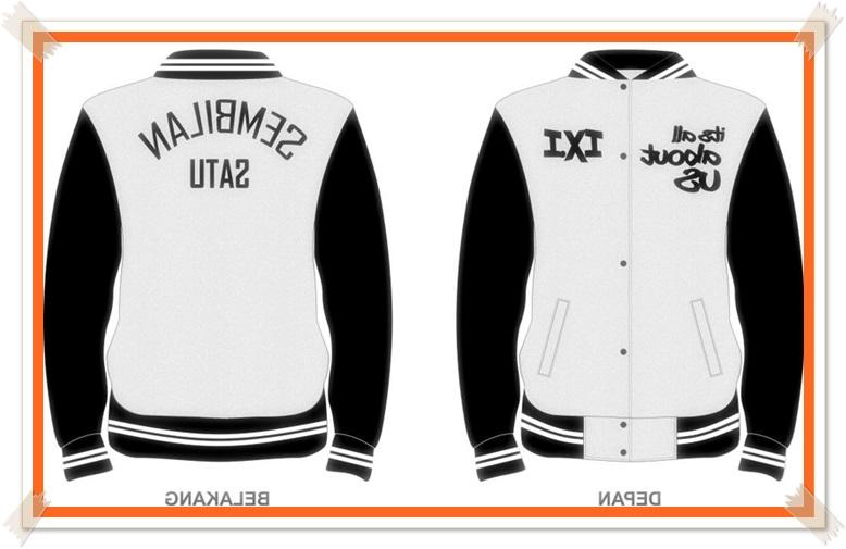 model jaket kelas motif terbaru