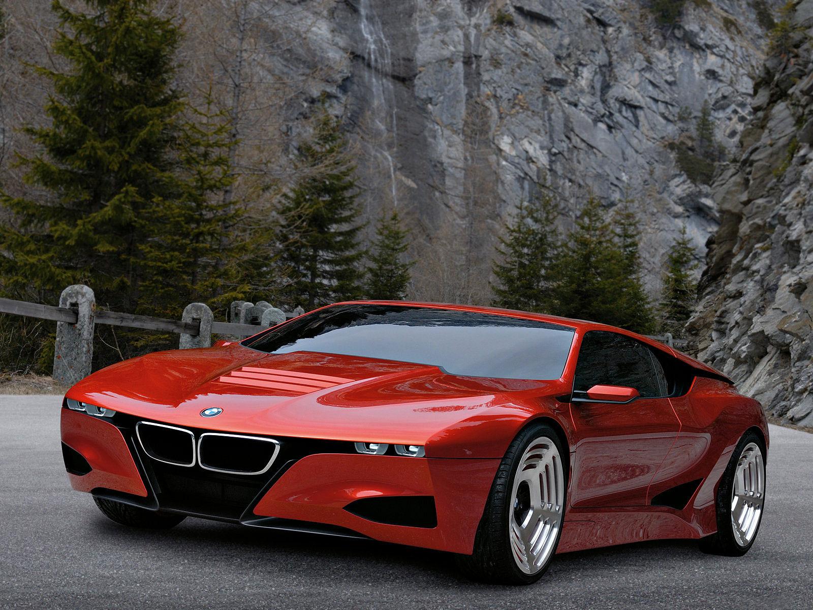 Wallpaper Mobil Sport Bmw: BMW M1 Concept 2008 Gambar Mobil