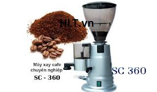 Máy xay cafe SC-360