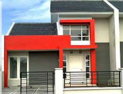 warna cat dinding luar rumah yang cerah 13