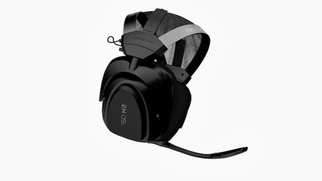 Gioteck EX-05s Playstation 4 Headset, Sony, PS4