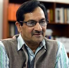 Arqueólogo Ashoka Tripathi