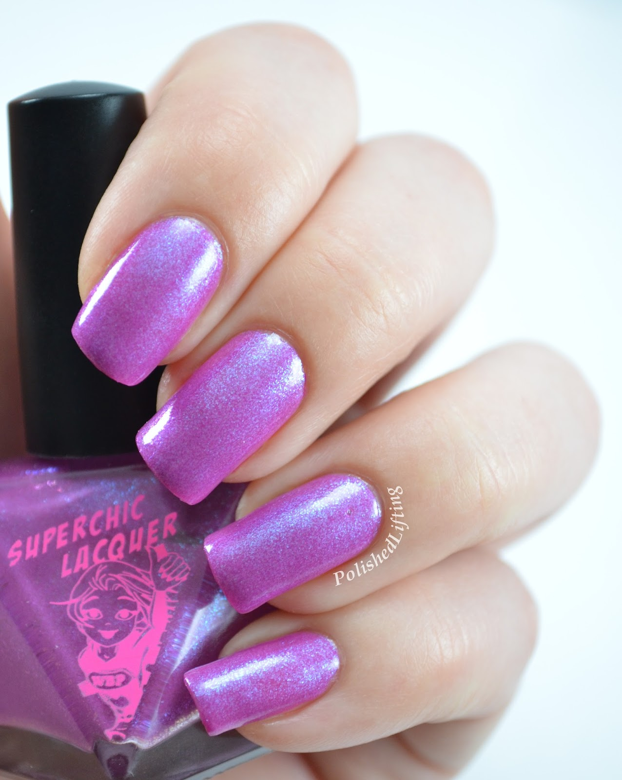 SuperChic Lacquer Fuchsure Drive Me Insane