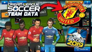 Manchester United dls 19