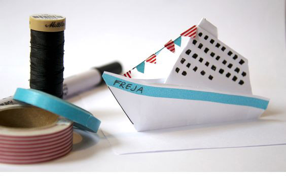Origami ship. How to Make a Boat - Origami BEST #origami - YouTube | 347x564