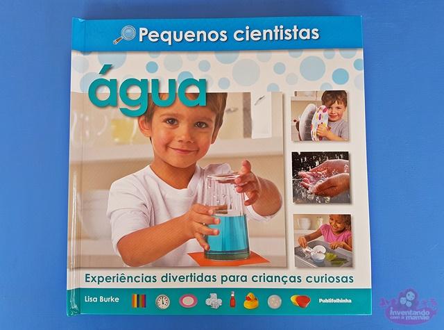 Livro Pequenos Cientistas