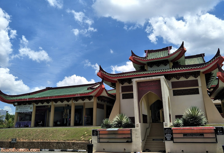 Gambar Masjid Beijing, Rantau Panjang, Kelantan