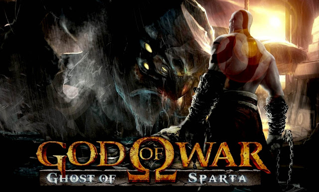 download Game God of War Ghost of Sparta ISO CSO High Compress PSP