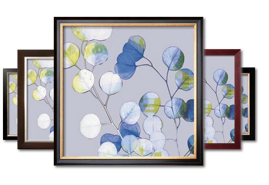 framed art sets on demand