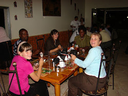 DINING IN KAMPALA