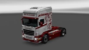 Alex Vandenbulcke Skin for Scania RJL