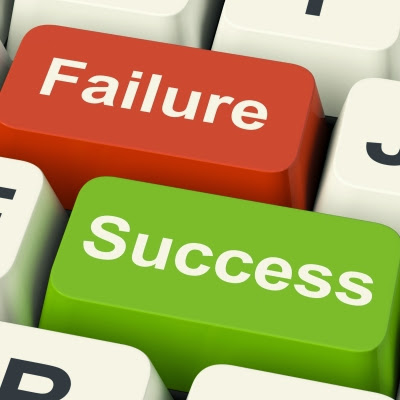 "5 Reasons Why There Is No Such Thing as a ""Failed"" Blog"