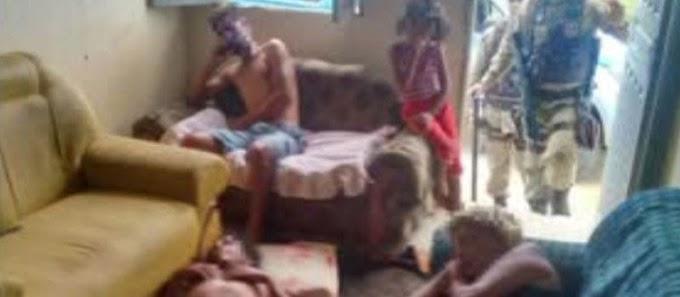 Mãe é presa suspeita de maus-tratos contra a filha de cinco anos no interior da Bahia