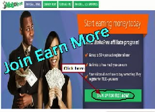 Make Money Online MoboFree Affliate 2014