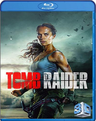 Tomb Raider [2018] [BD50] [Latino] [3D]