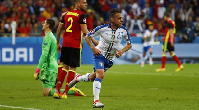 LIVE SCORE EURO: Hasil Italia vs Swedia Prediksi dan Jadwal Piala Eropa 2016 RCTI Live Streaming