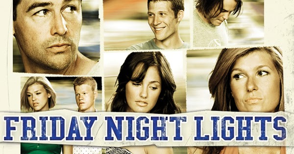 Friday Night Lights Clear Eyes Full Hearts