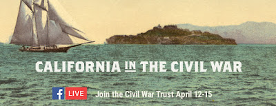 Civil War California live on Facebook Begins Today!