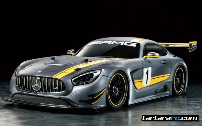 Tamiya AMG GT3