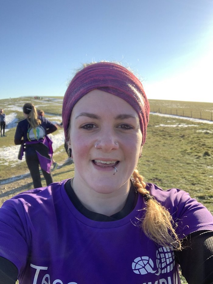 FitBits _ Brighton Marathon training - South Downs Way - RunBrighton - Tess Agnew fitness blogger