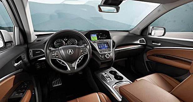 2017 acura MDX Sport Hybrid Price