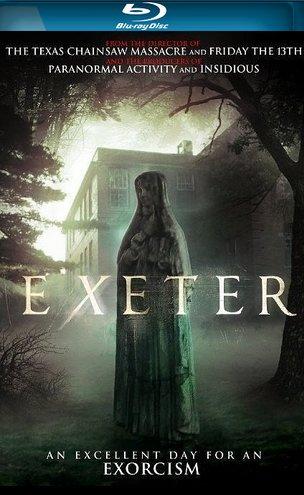 Exeter (2015) BluRay 720p x264 700MB