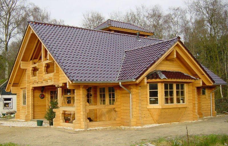 Wood house design ideas