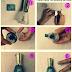 Como hacer un pintauñas casero (Truco de belleza)