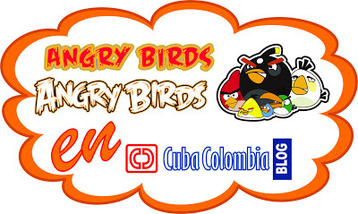 Angry birds cubacolombia