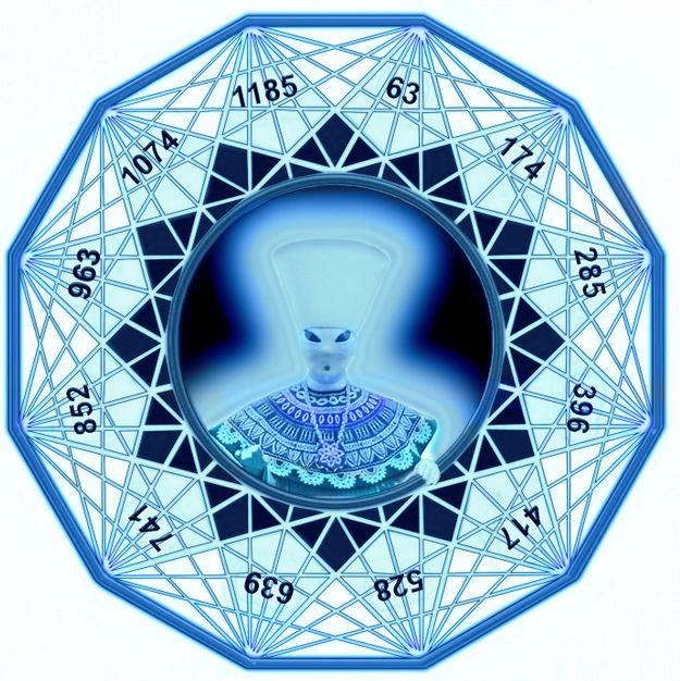 Phoenix Aquua : Solfeggio Frequency
